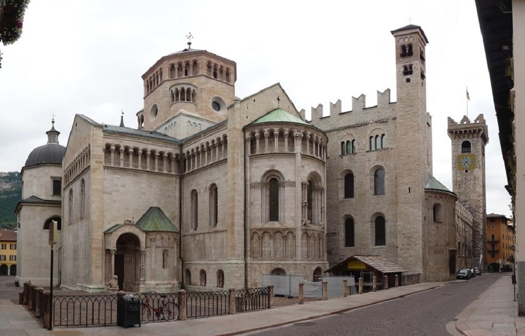 Cattedrale di S. Vigilio a Trento - Loro chi?