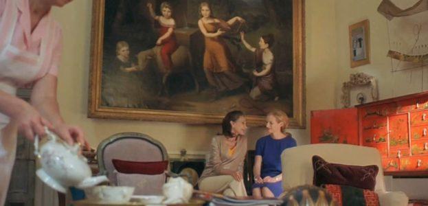 Casa Atellani, set di Io sono l`amore - Milano Movie Walks