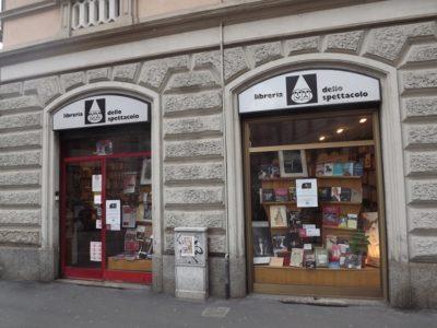 Libreria dello Spettacolo - Milano Movie Walks