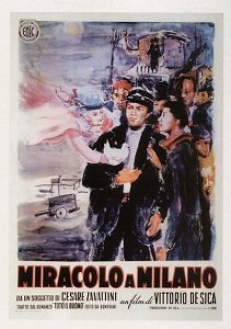 Miracolo a Milano - Locandina Movie Walks