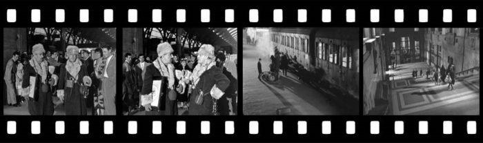 Mix di film girati alla Stazione Centrale di Milano