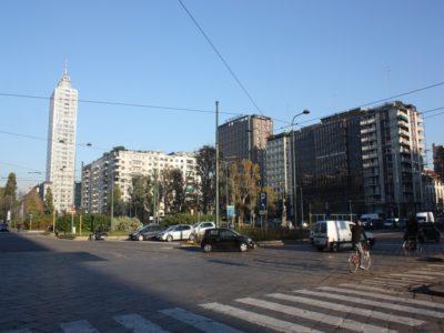 Piazza della Repubblica a Milano - Movie Walks