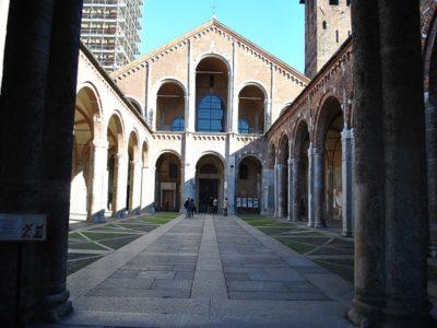 Sant`Ambrogio - Milano Movie Walks