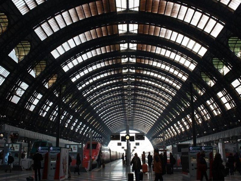 Stazione Centrale Milano - Italy Movie Walks
