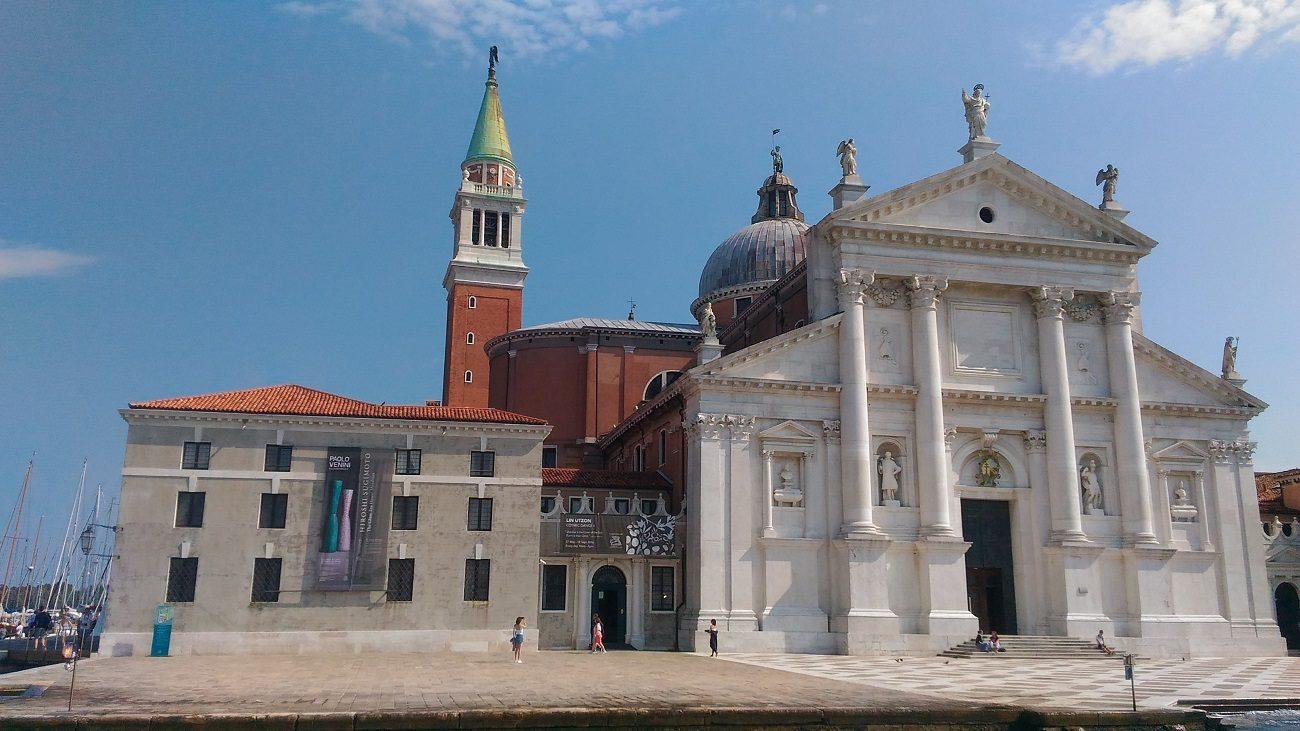 La Basilica di San Giorgio Maggiore a Venezia, la Luna e Tu