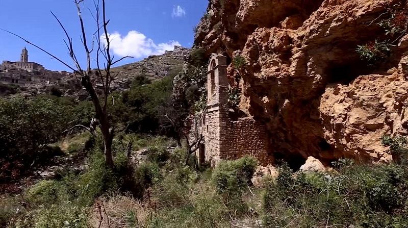 chiesa-rupestre-madonna-monteverde-matera-orto-ulivi-la-passione-di-cristo-mel-gibson