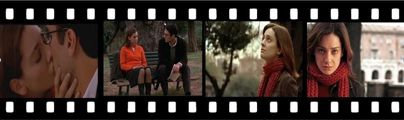 Pellicola del Film La Finestra di Fronte Parco Monte Caprino con Giovanna e Lorenzo
