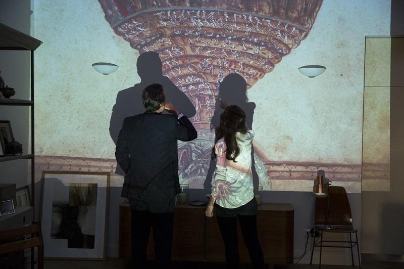 Mappa dell'Inferno di Botticelli
