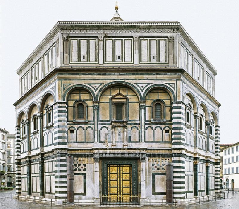 Battistero San Giovanni esterno