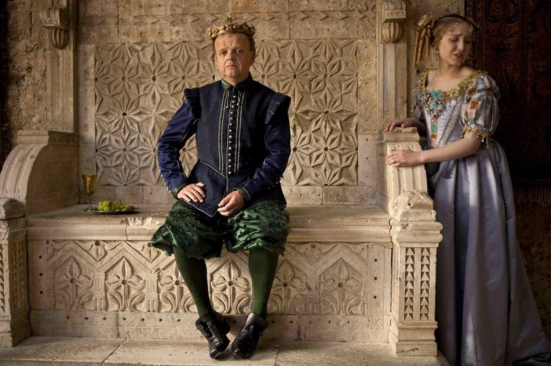 Toby Jones il Re
