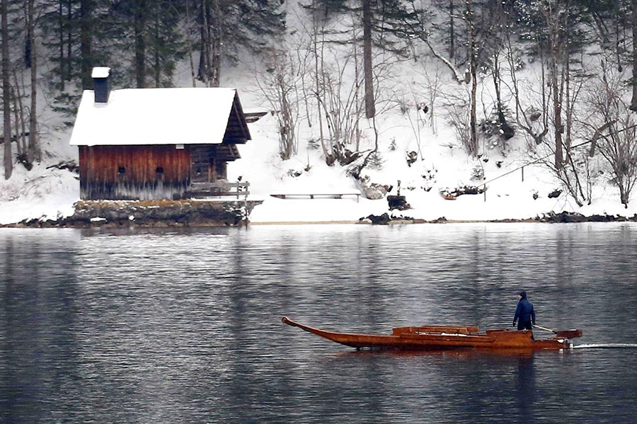 Lake Aaltaussee
