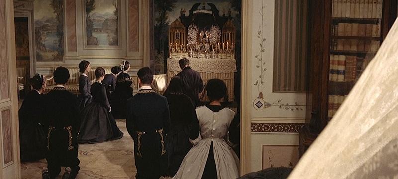 Recita del Rosario ne Il Gattoparado