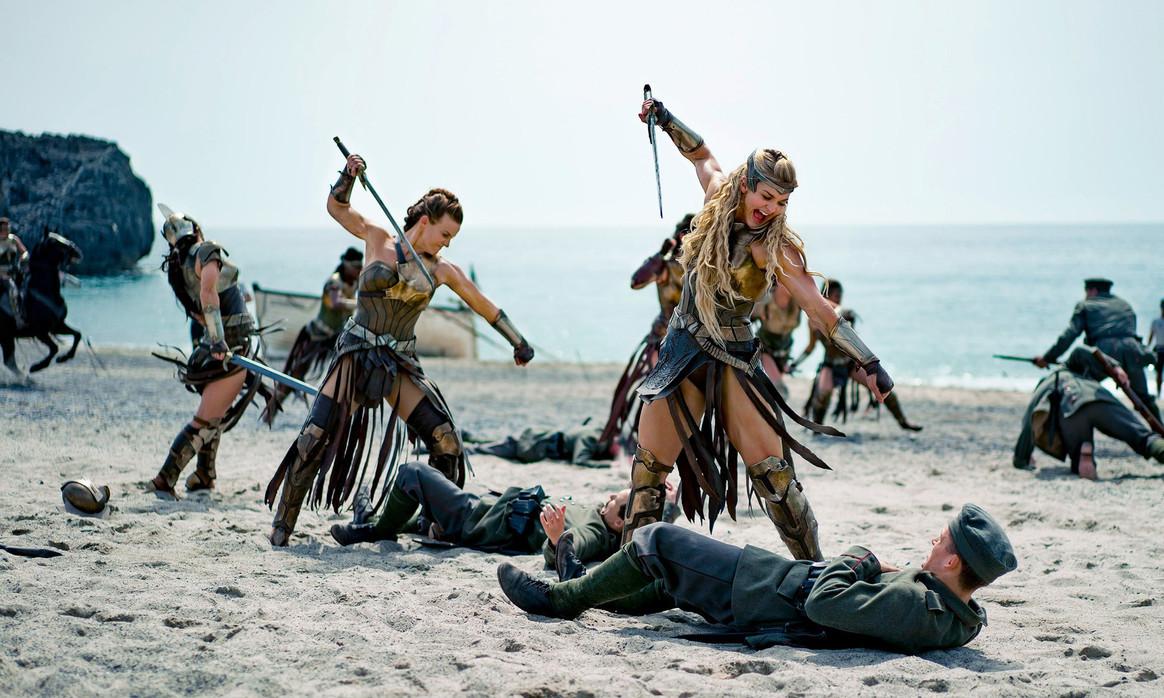 Battaglia delle amazzoni