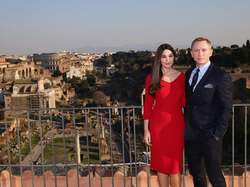 Daniel Craig e Monica Bellucci