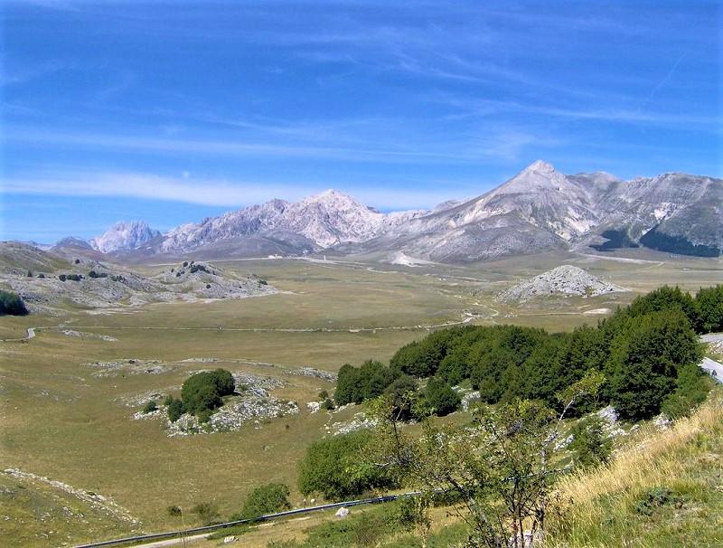 Campo Imeperatore in Abruzzo