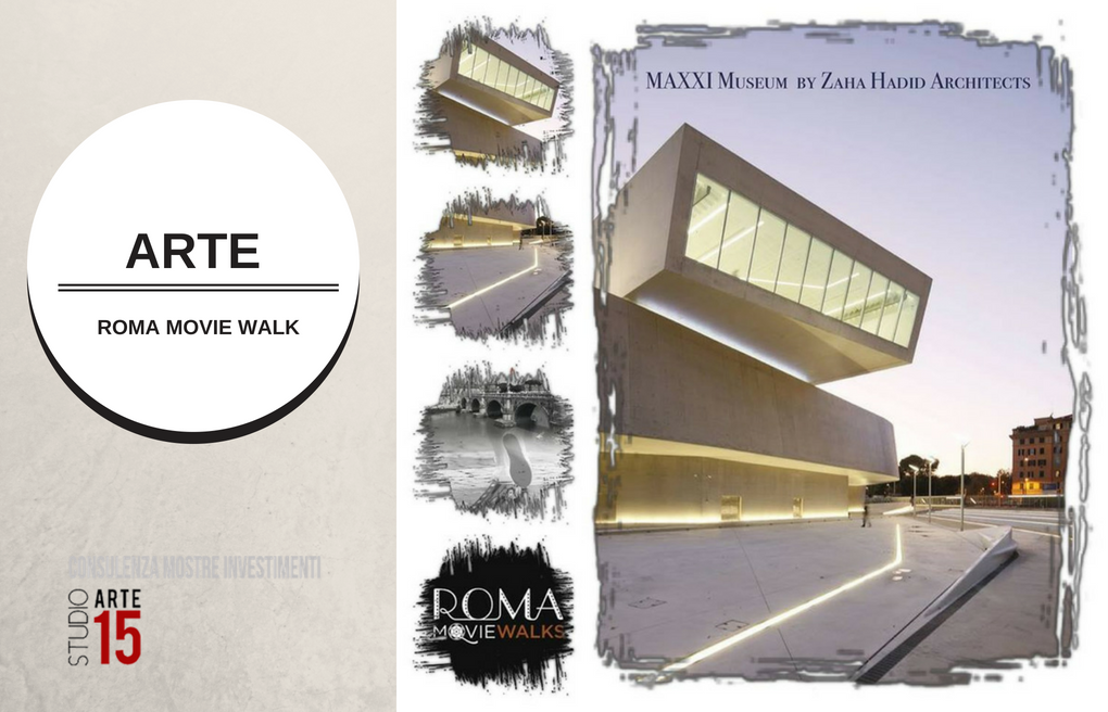 Arte Roma Movie Walk