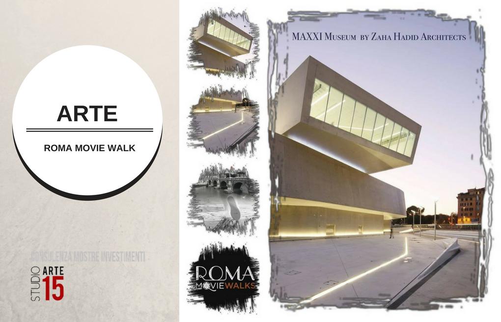 Arte Roma Movie Walk