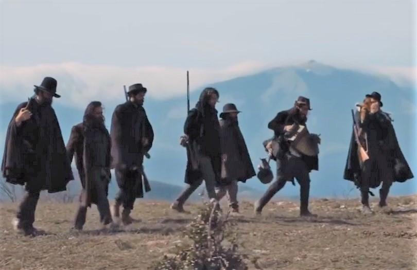 Scena film monte Pietralata